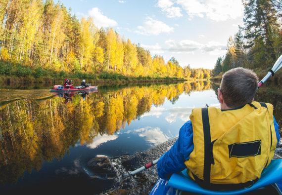 водные походы water raft Беларусь