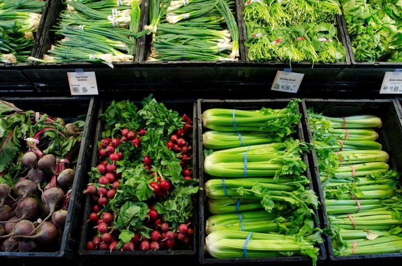 зелень витамины