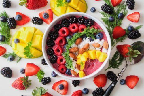 фрукты грипп простуда