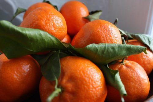 мандарин польза