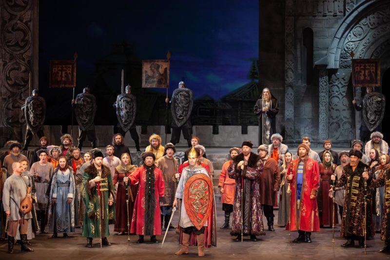 оперный форум князь игорь