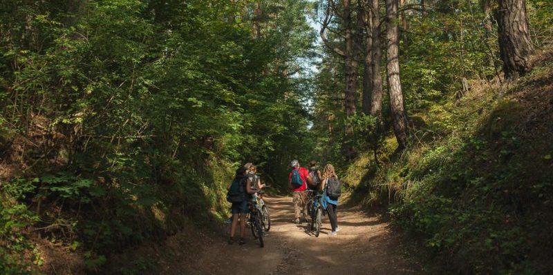 тур на велосипедах